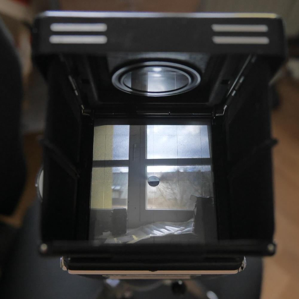 Rolleiflex: Blick in den Zauberbrunnen