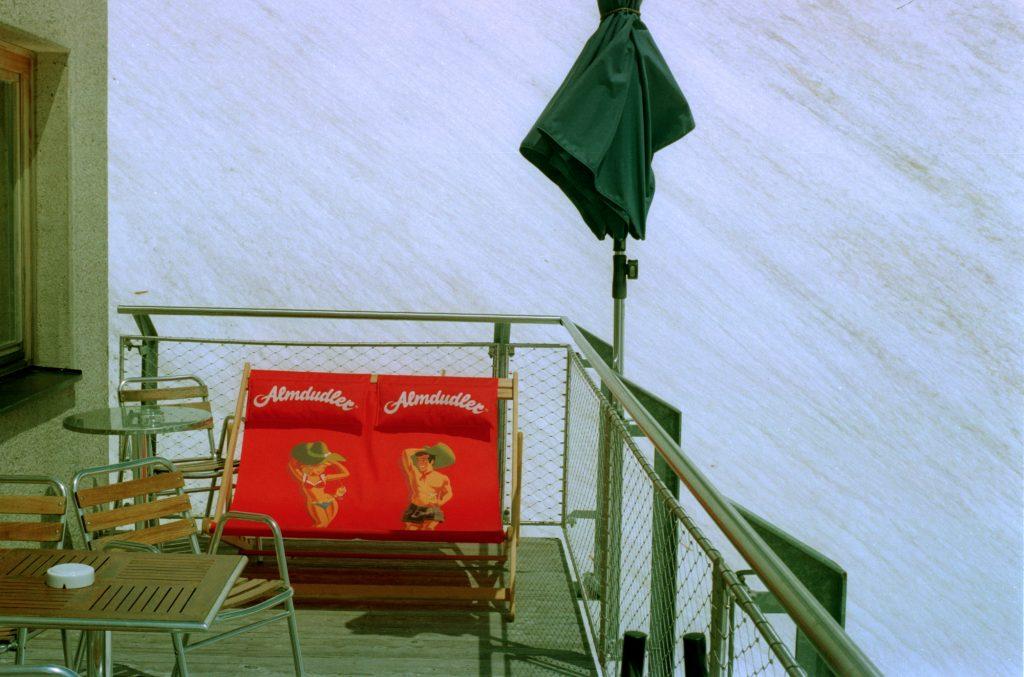 Großglockner: Überall ist Almdudler