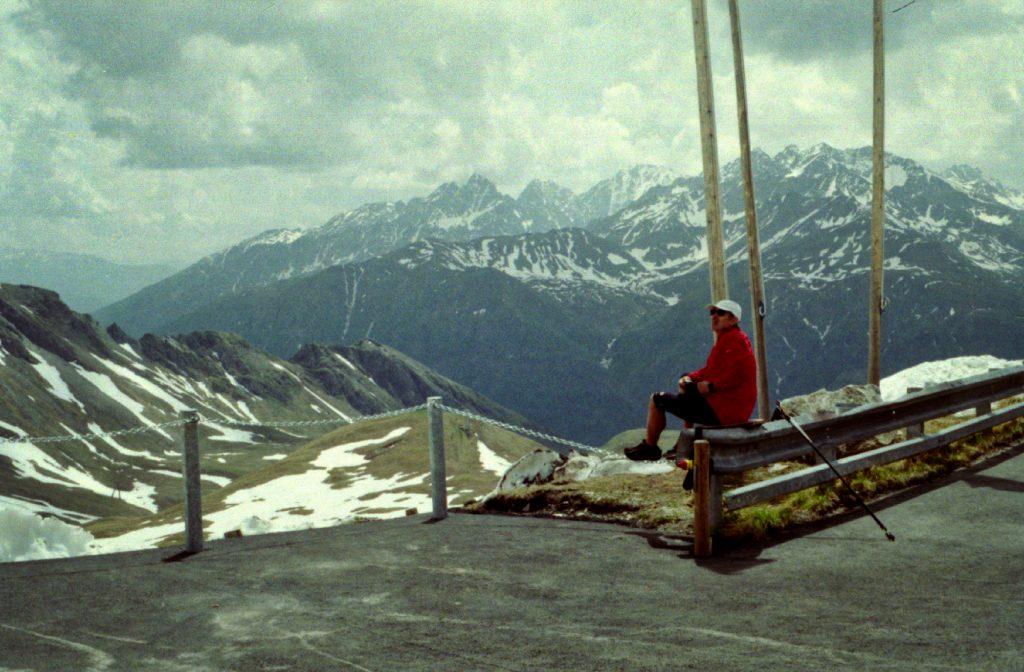 Großglockner: Sitzen ist das neue Bergsteigen