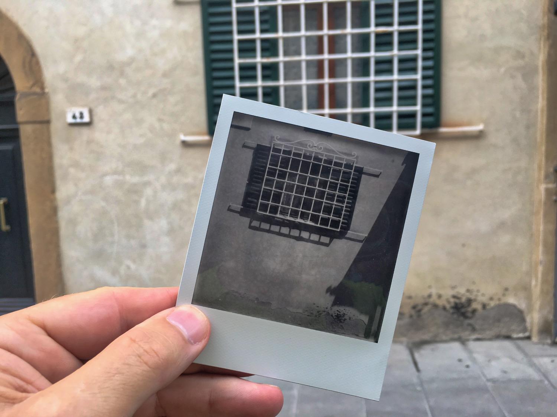 Schatten in Volterra