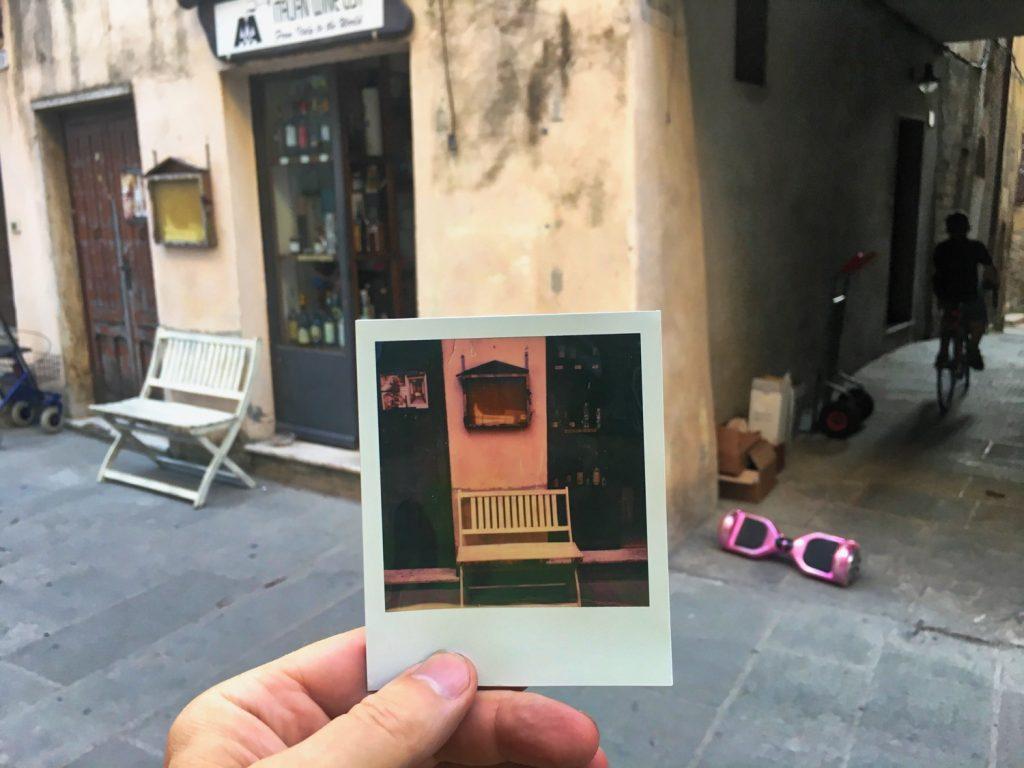 Bank in Pitigliano