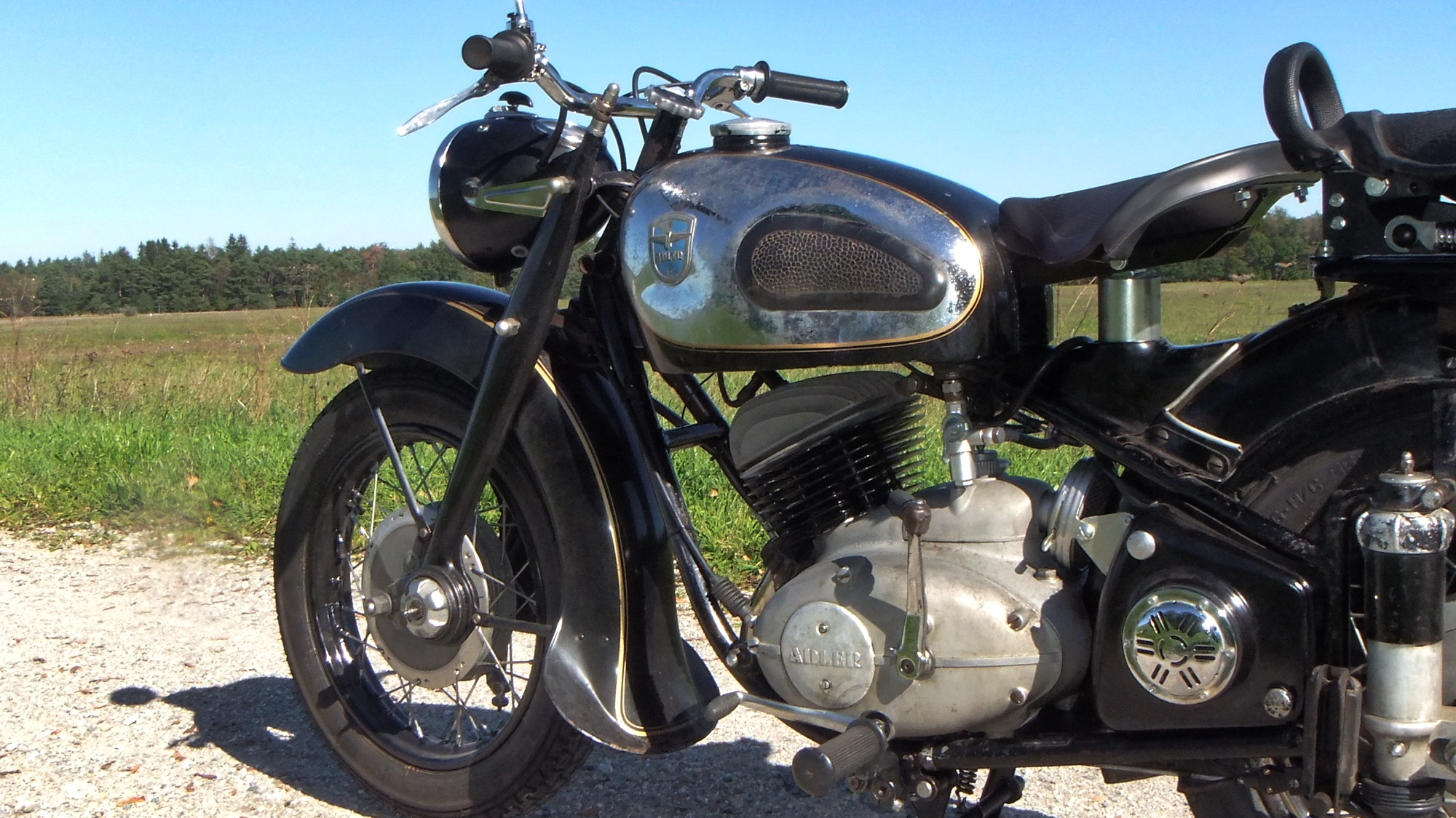 Adler M 2011 Baujahr 1954