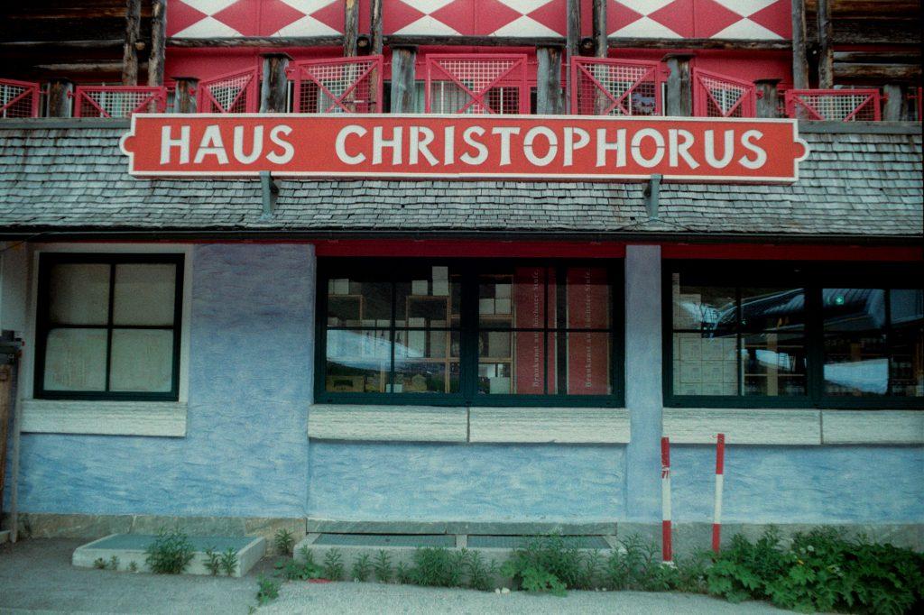 Christophorus hinter Gittern